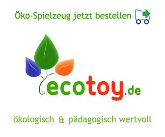 Ökologisches Spiezeug bei EcoToy