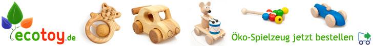 EcoToy.de - Waldorf und Montessori Holzspielzeug