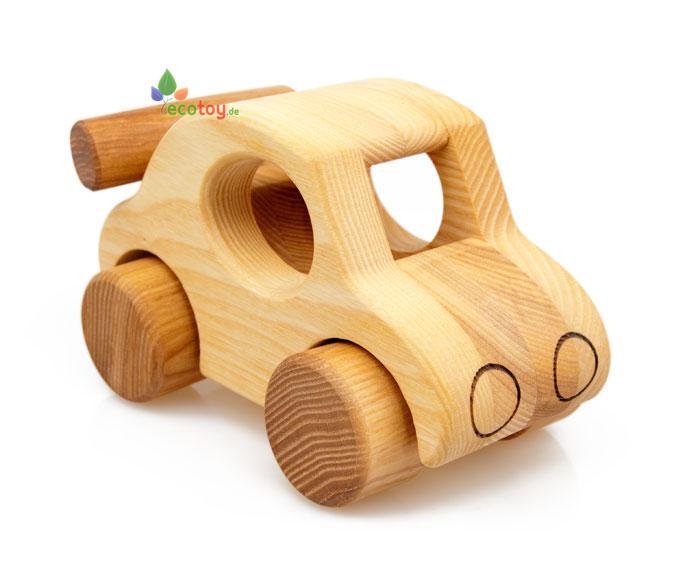 waldorf holzauto kologisches holzspielzeug f r klein und vorschulkinder. Black Bedroom Furniture Sets. Home Design Ideas