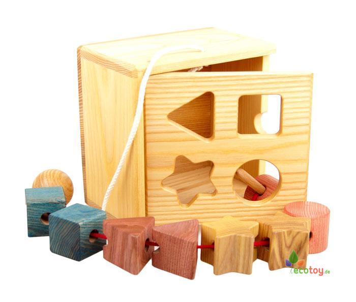 kologisches montessori f del und steckspiel im. Black Bedroom Furniture Sets. Home Design Ideas