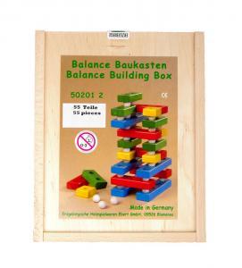 Geschicklichkeitsspiel Baukasten Balance